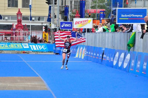 United States dominate World Para-triathlon Event on home soil with seven gold medals in Detroit