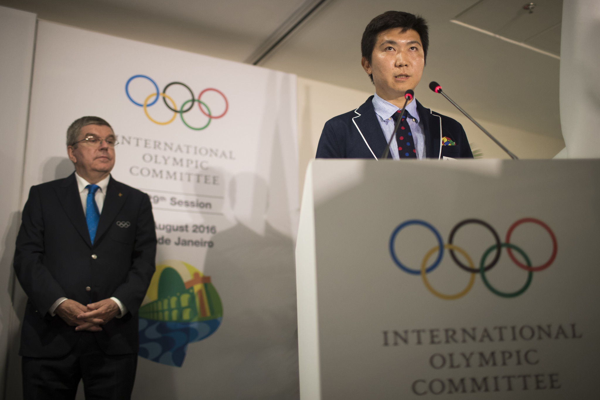 Rye Sung-min of South Korea will also deputise on the WADA Foundation Board ©Getty Images