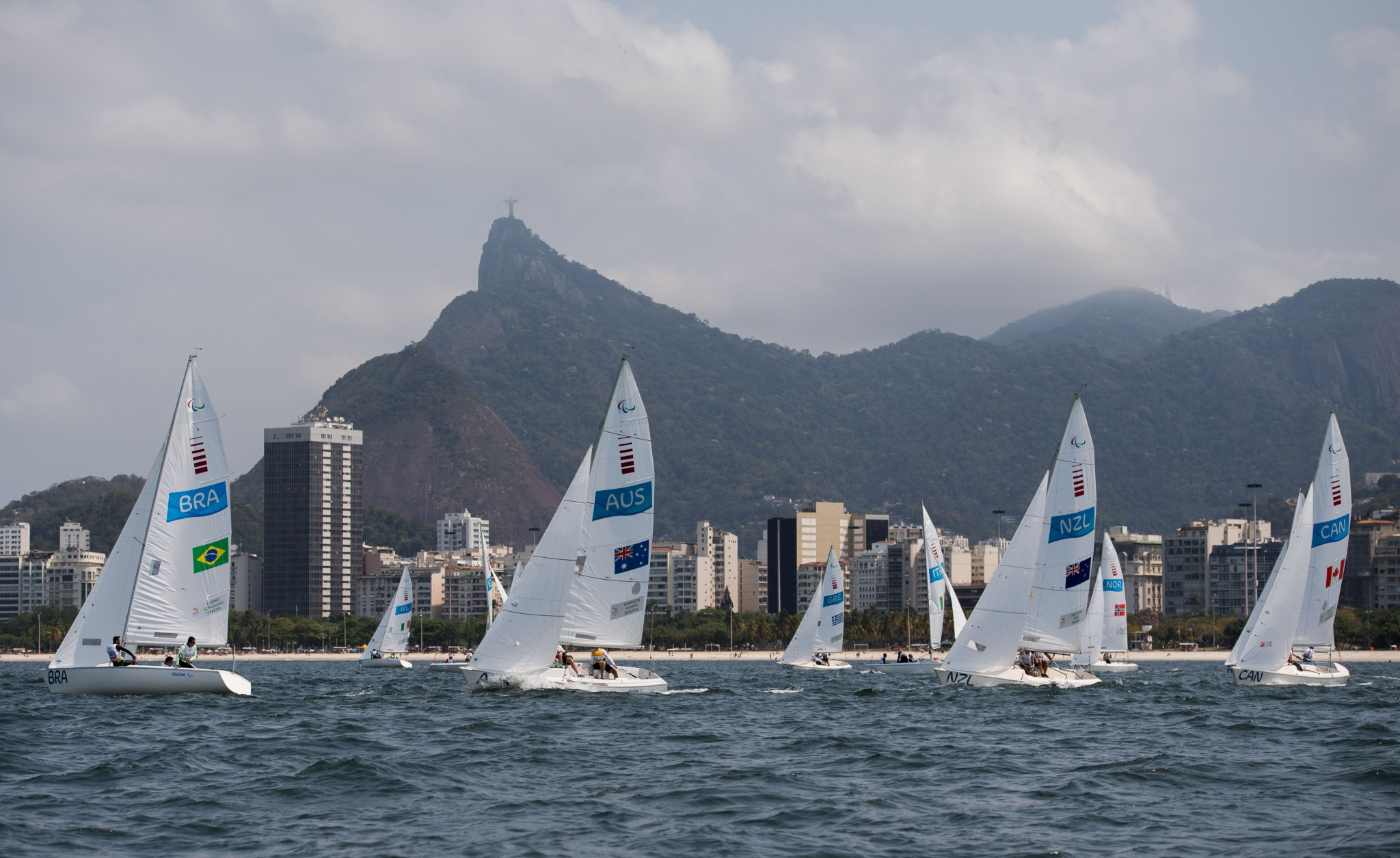 Sailing will hope to be in consideration after being dropped for Tokyo 2020 ©Getty Images