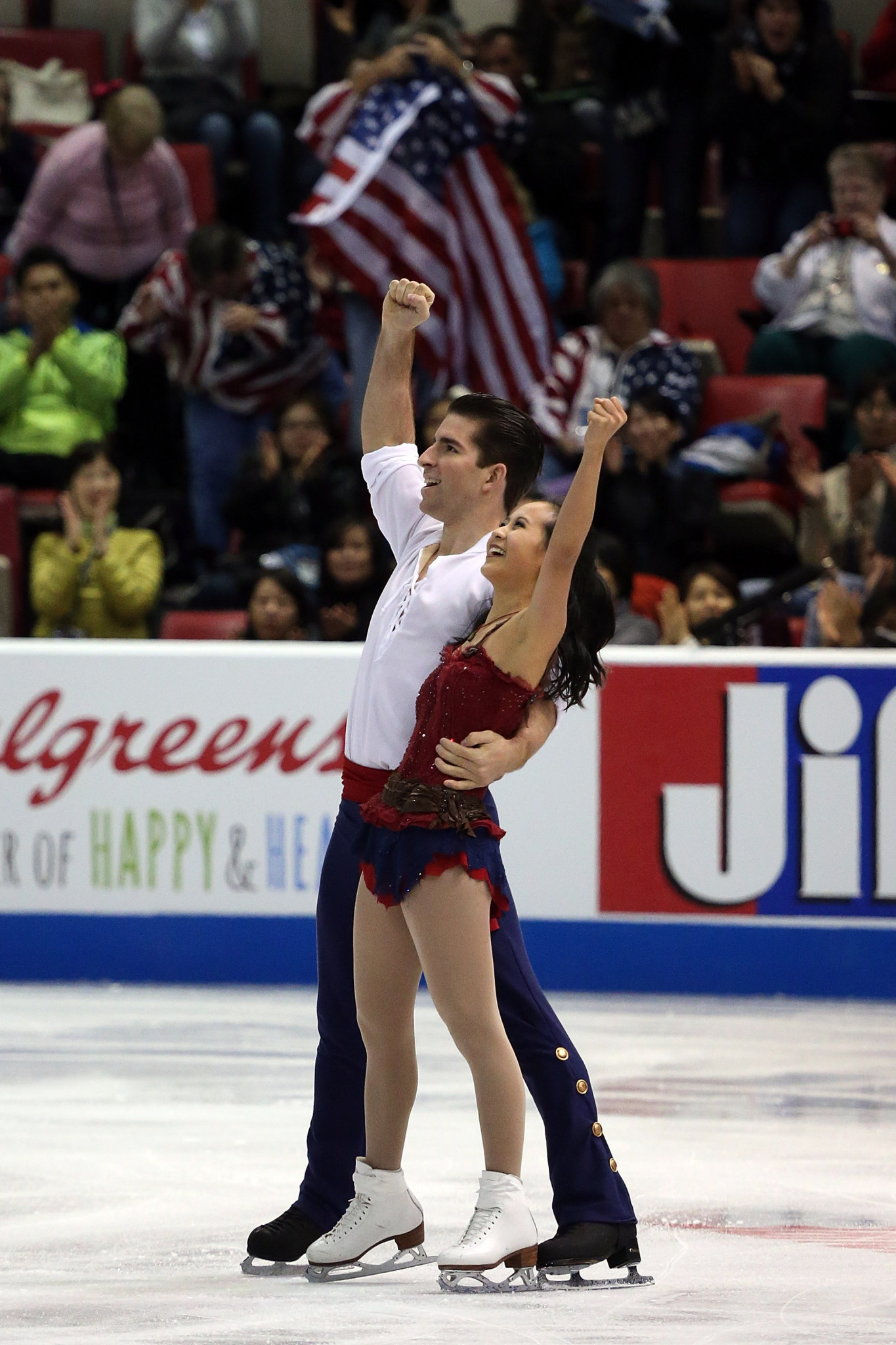 Detroit is no stranger to major figure skating events ©Getty Images