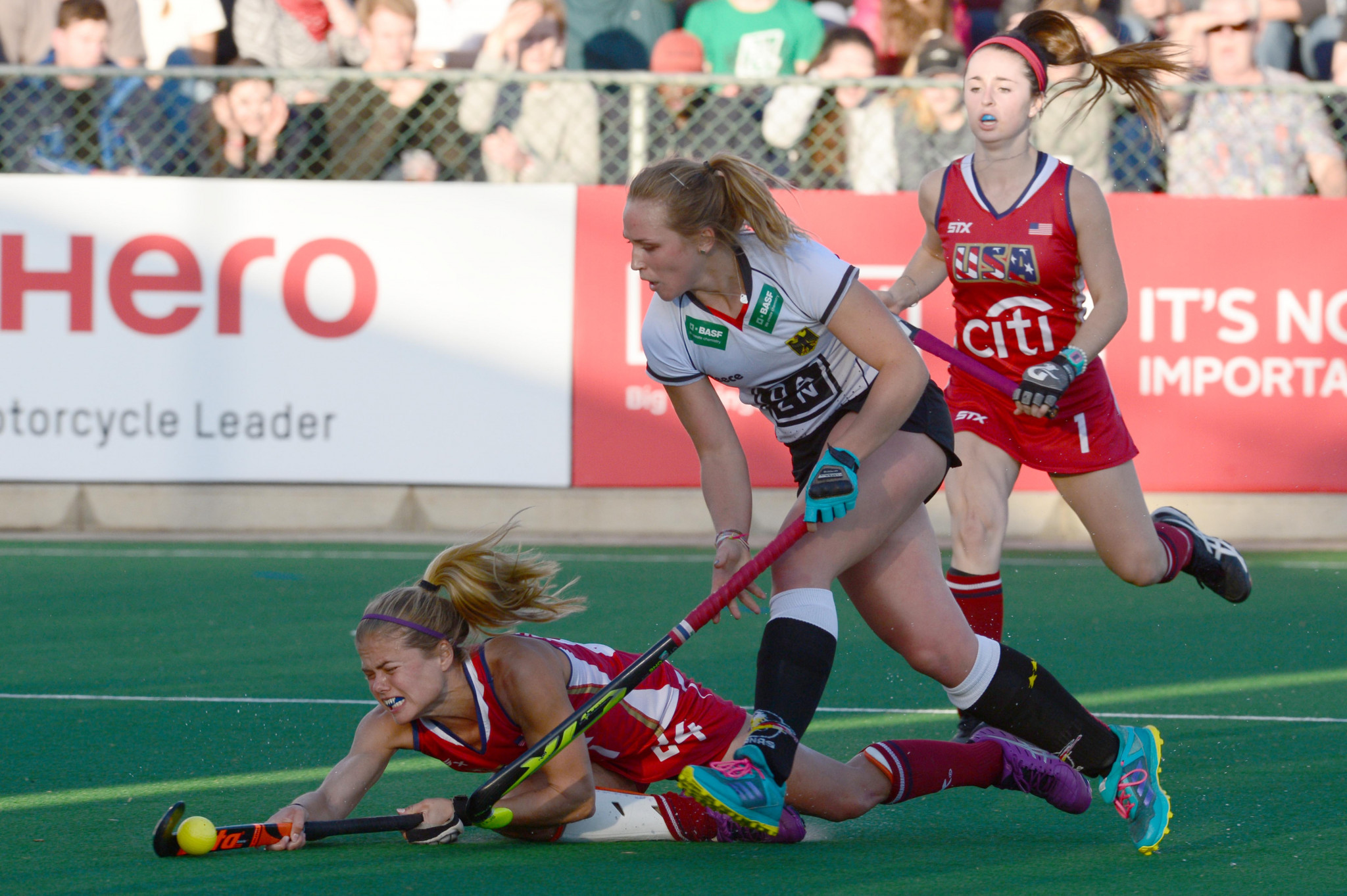 Hockey World League action will be shown on YouTube ©Getty Images