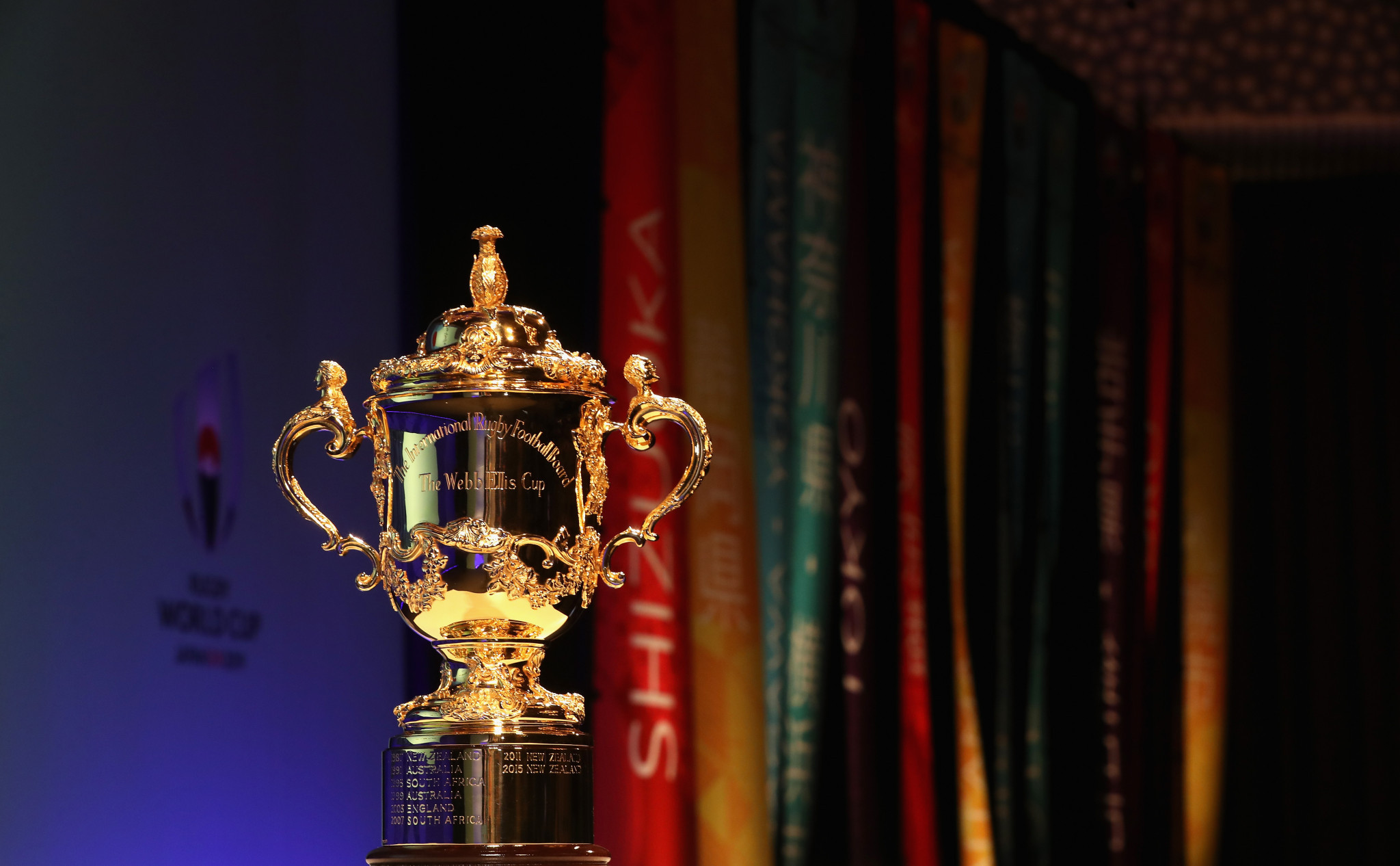 The host of the 2023 World Rugby Cup will be named tomorrow ©Getty Images