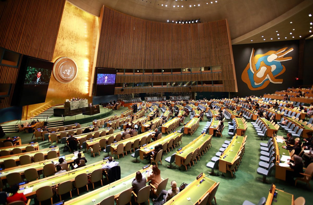 The Unification Ministry's call came after the United Nations adopted the Olympic Truce ©UN