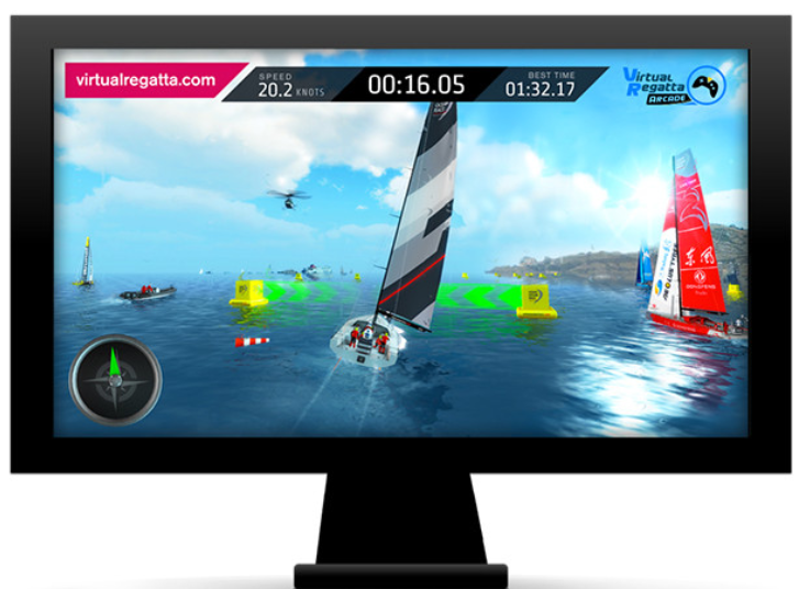 A virtual World Sailing Championships will be launched next year ©World Sailing
