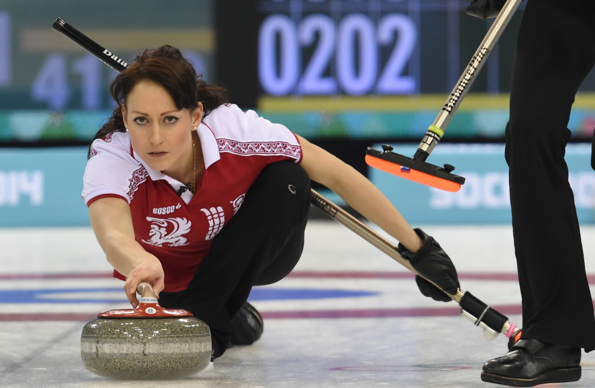 "Russian curler implicated in ""disappearing"" positive drug tests before Sochi 2014"
