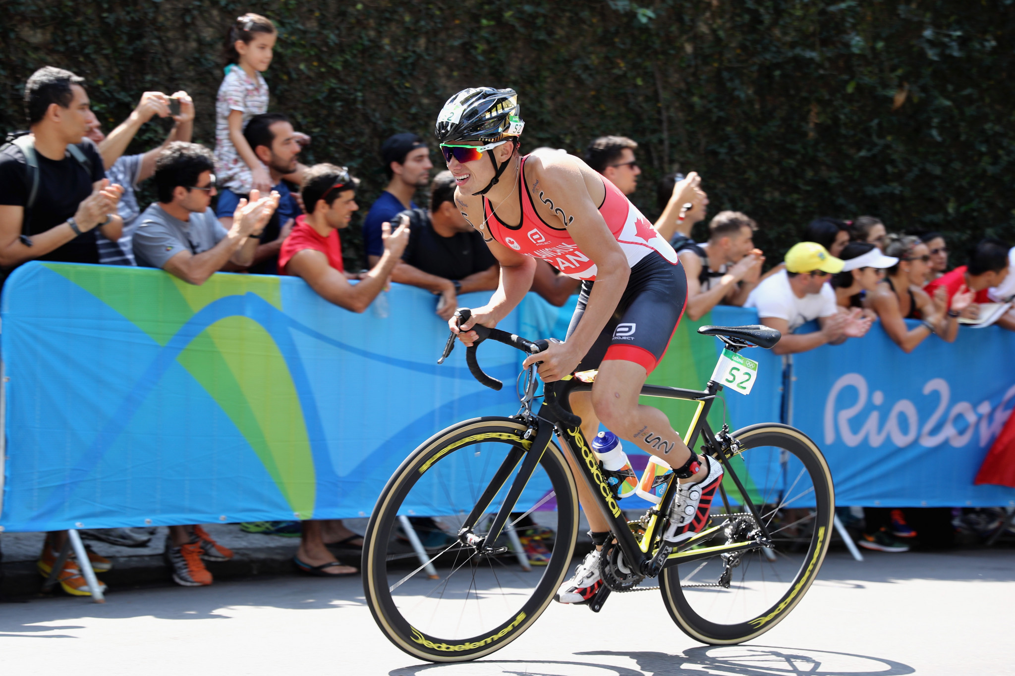 Canada name six-strong squad for Gold Coast 2018 triathlon
