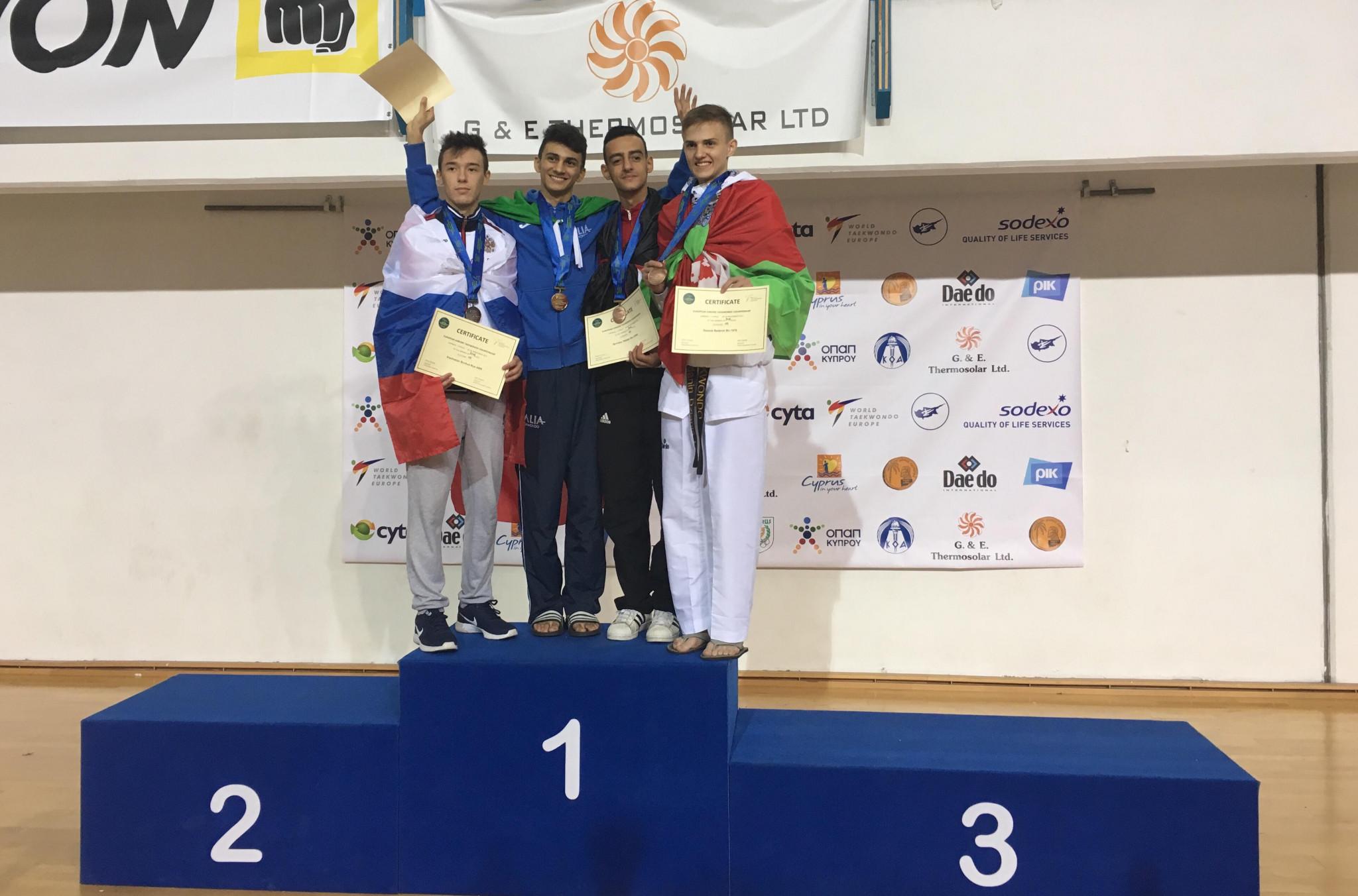 WTE President praises high-quality organisation of European Junior Championships