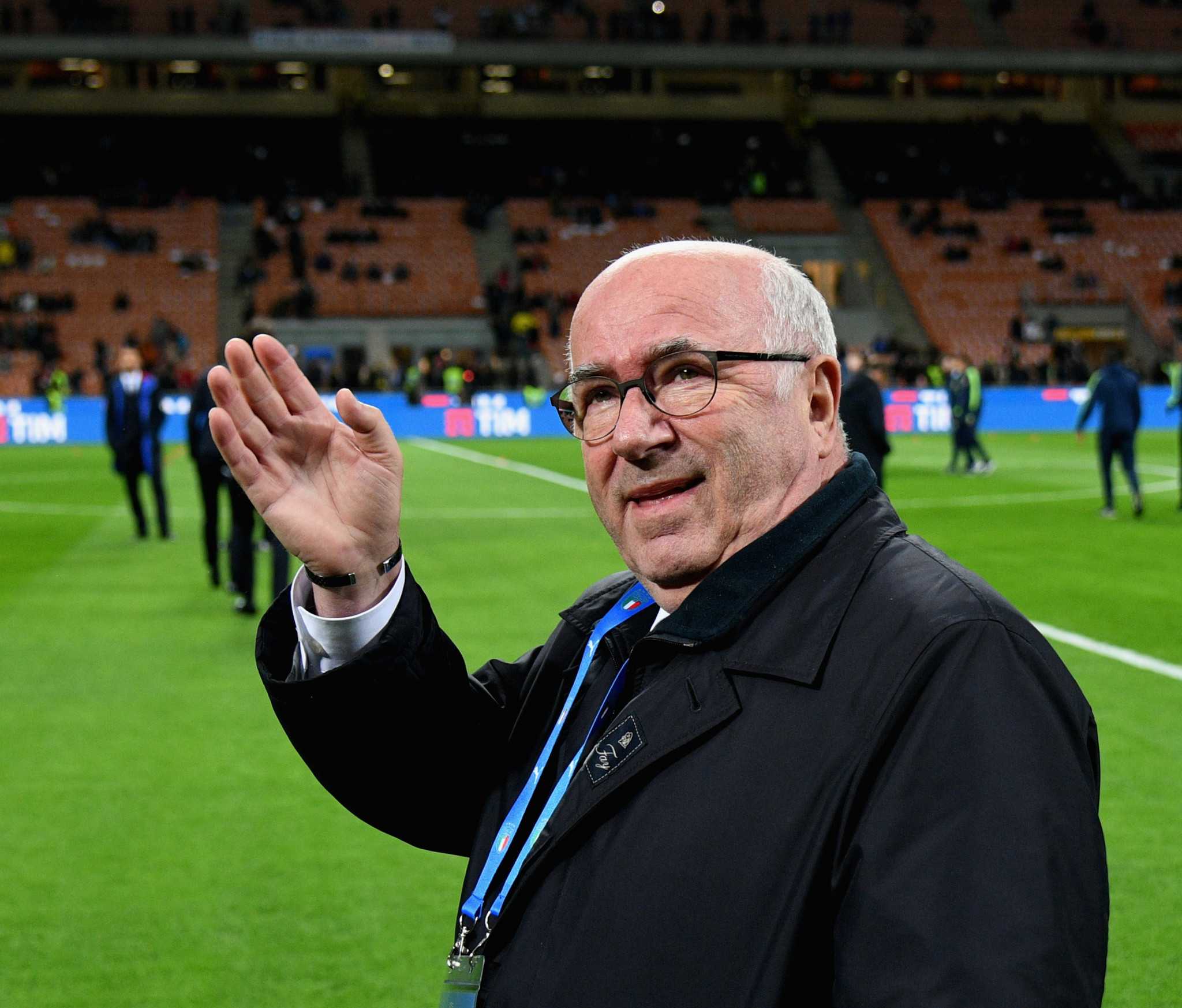 Italian Football Federation head Carlo Tavecchio is under pressure to resign following the country's failure to qualify for the 2018 World Cup ©Getty Images
