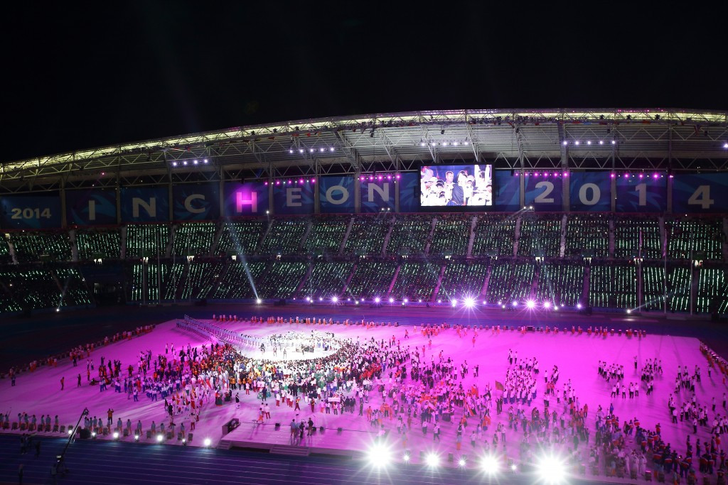 Incheon in South Korea played host to the 2014 Asian Games