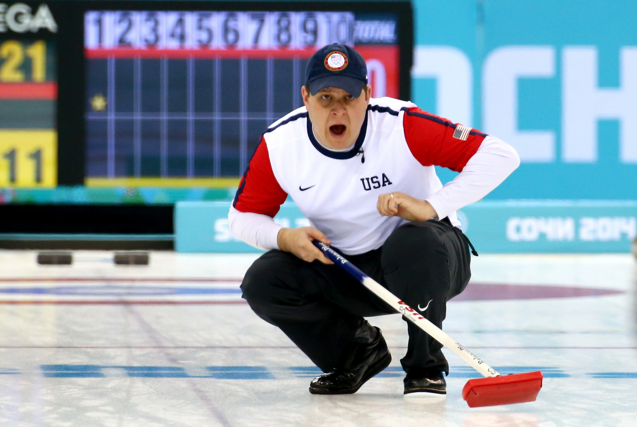 John Shuster in a strong position to make it to his fourth Olympics