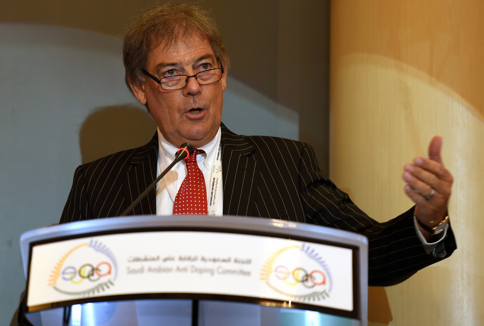 David Howman, head of the IAAF's Integrity Unity will present a keynote speech on protecting athletes' rights  ©Getty Images