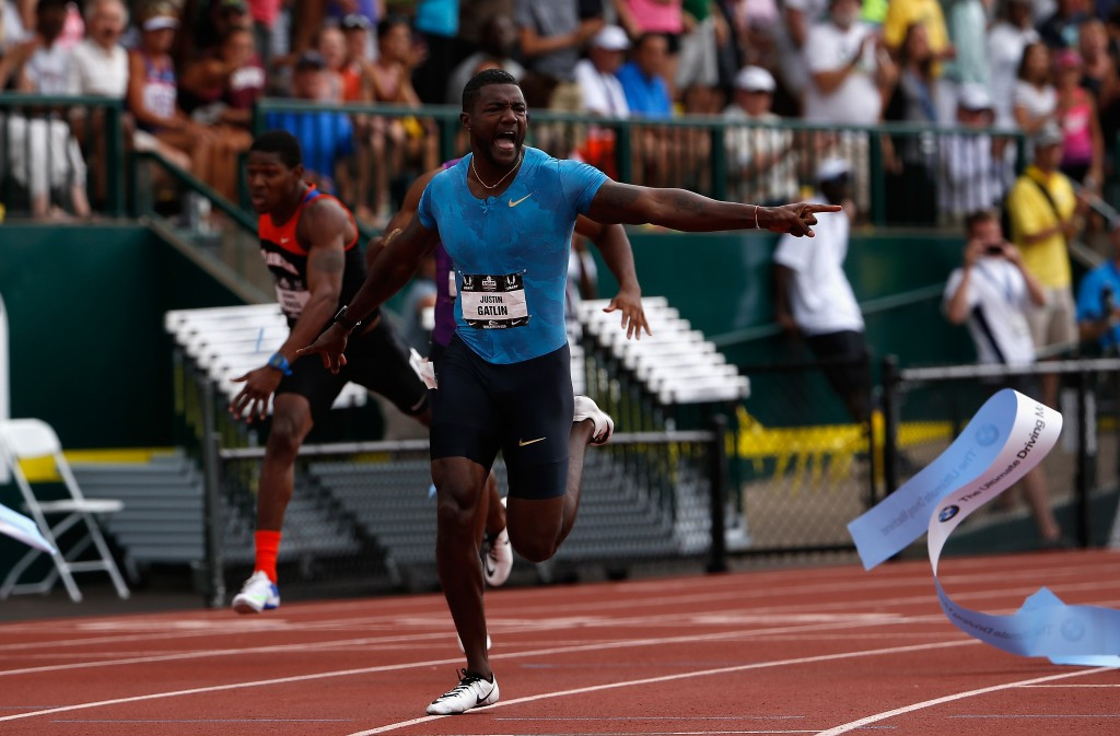 American Justin Gatlin, a two-times convicted drug cheat, could heap further embarrassment on the IAAF if he wins gold at the upcoming World Championships