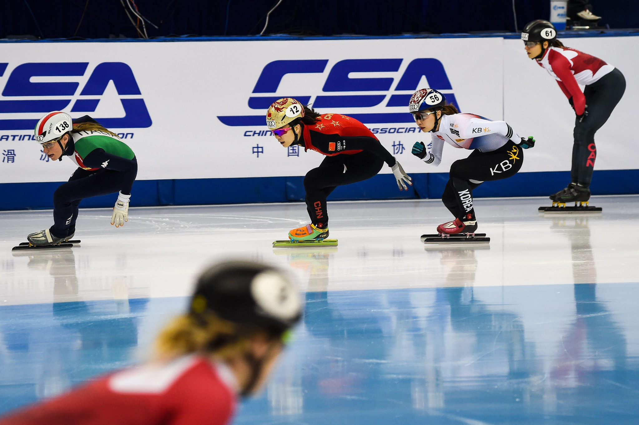 Pyeongchang 2018 qualification to conclude at season-ending ISU Short Track World Cup