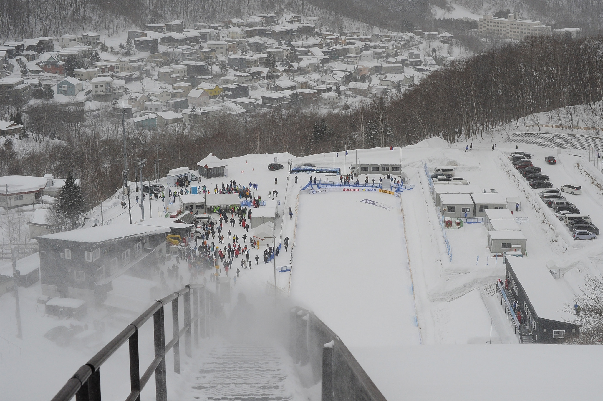 Sapporo given formal backing to enter 2026 Winter Olympics bid process by JOC
