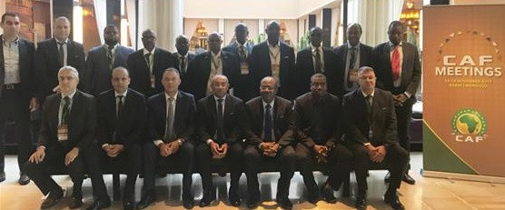 Djibouti and Gabon have been barred from participating at the 2020 African Nations Championship ©CAF