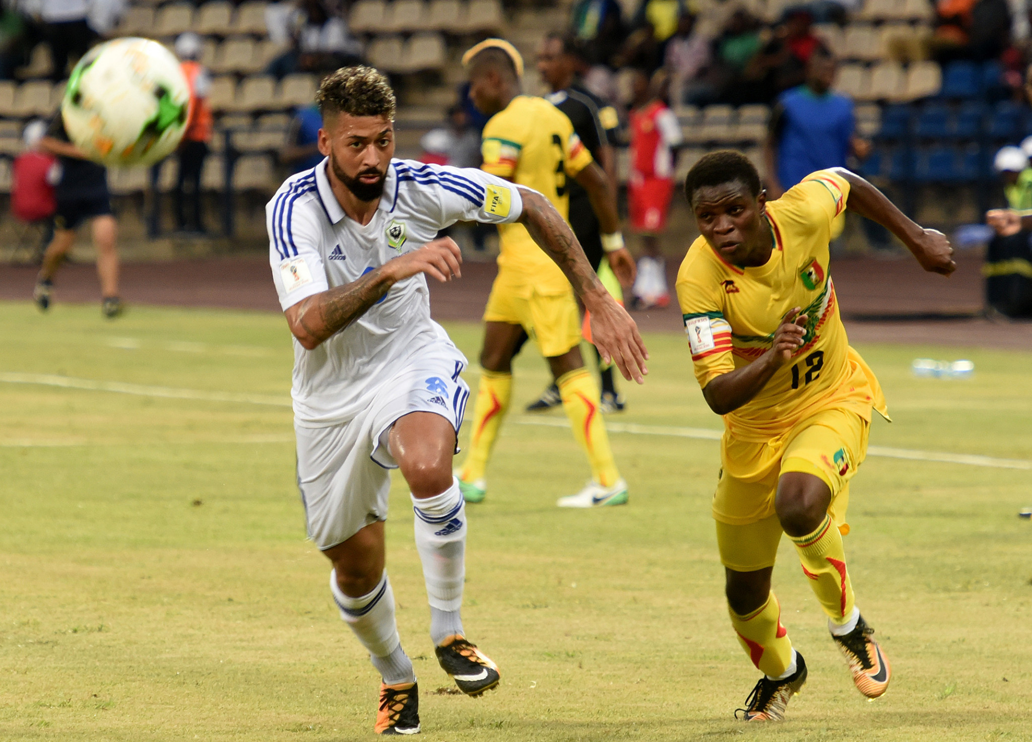 Gabon and Djibouti have both been sanctioned for withdrawing from qualifiers ©Getty Images