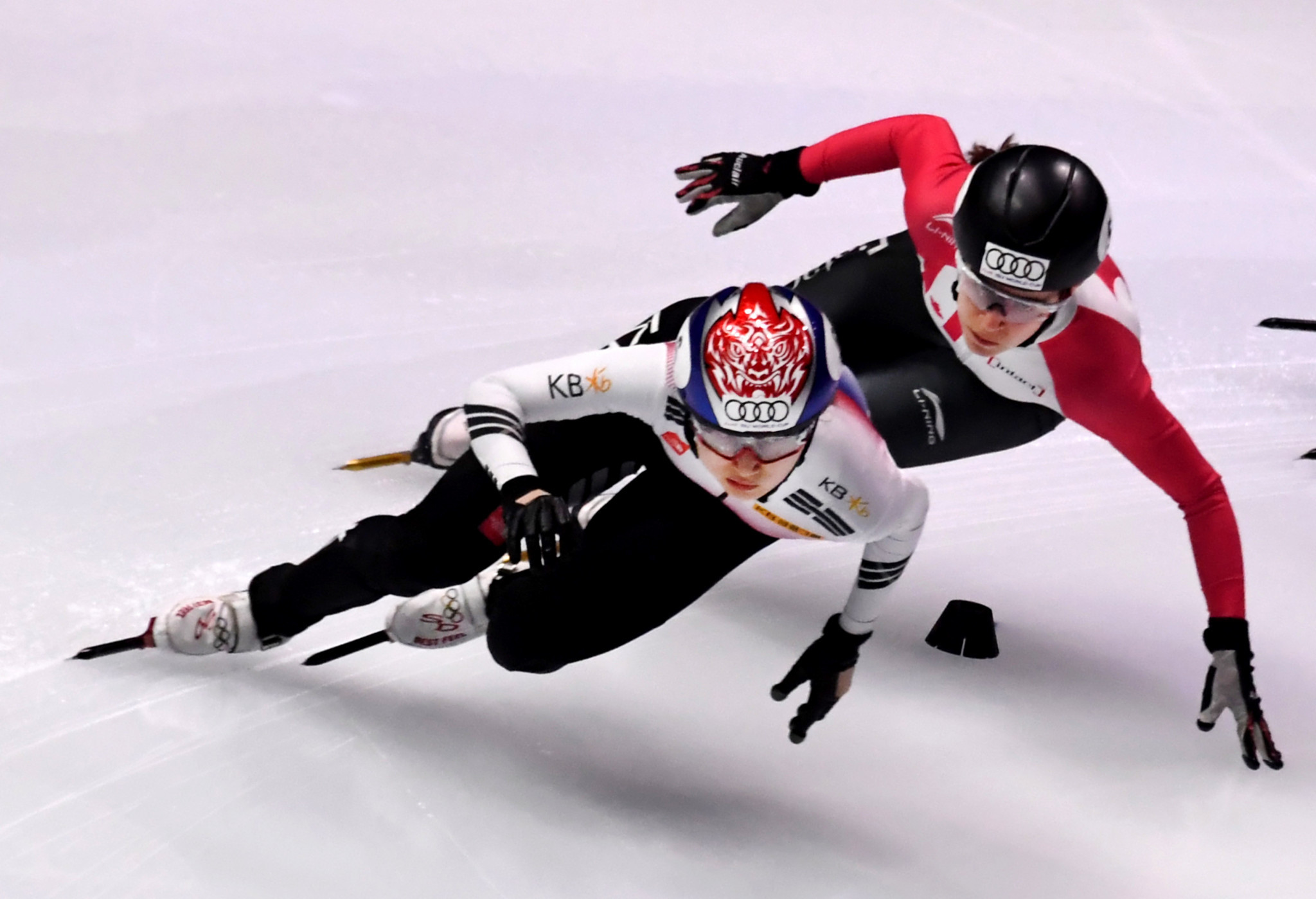 South Korea enjoy successful day of qualification at ISU Short Track World Cup