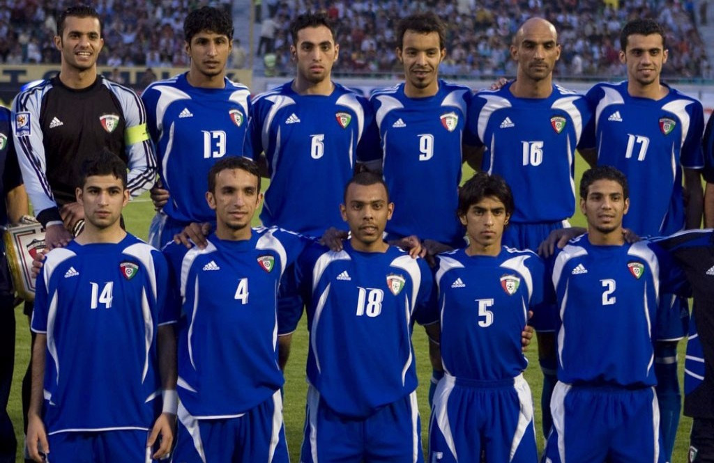 Kuwait's football team have been banned by FIFA since October 2015 ©KFA