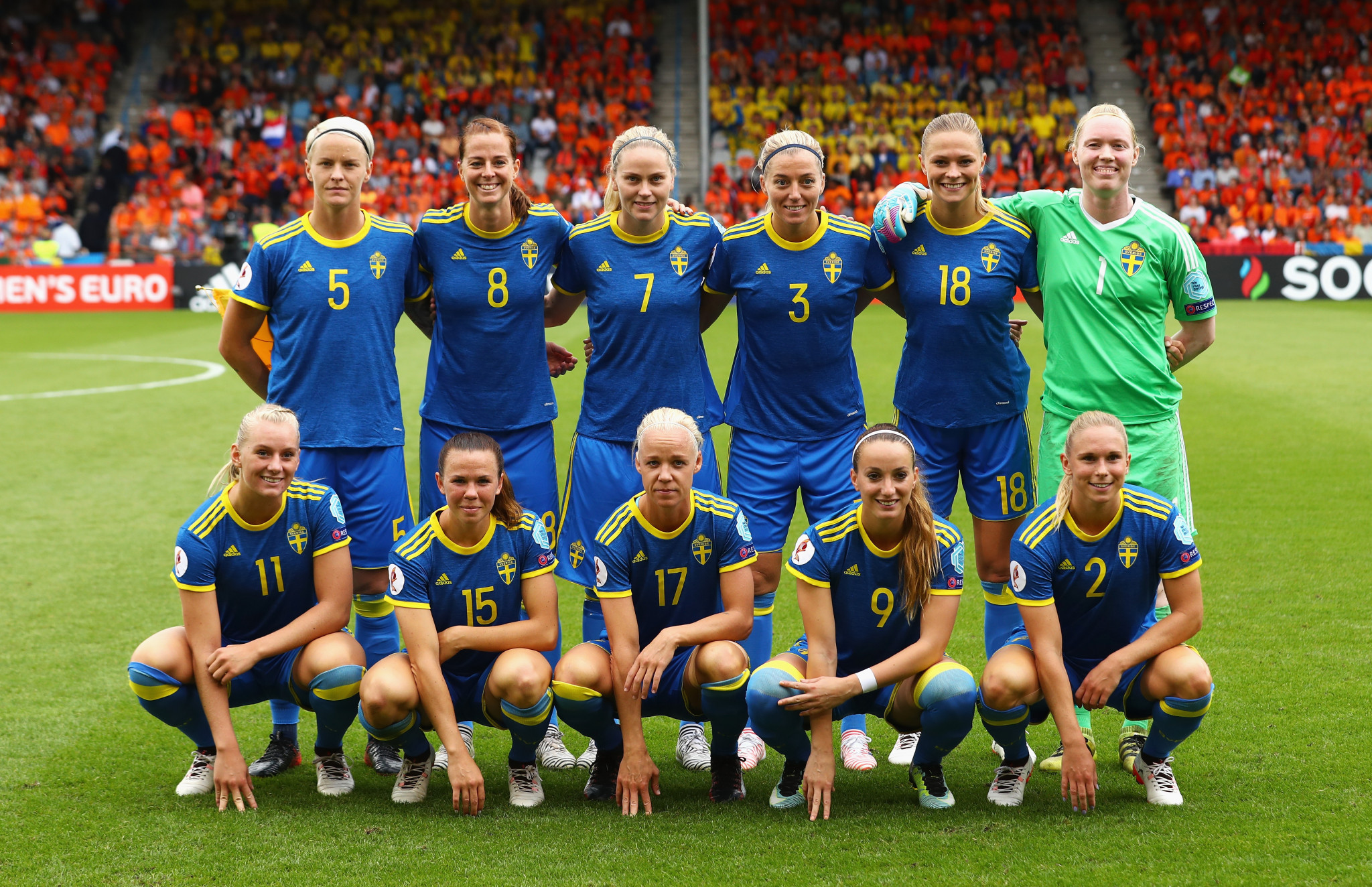 Swedish Football Association agree new contracts for women