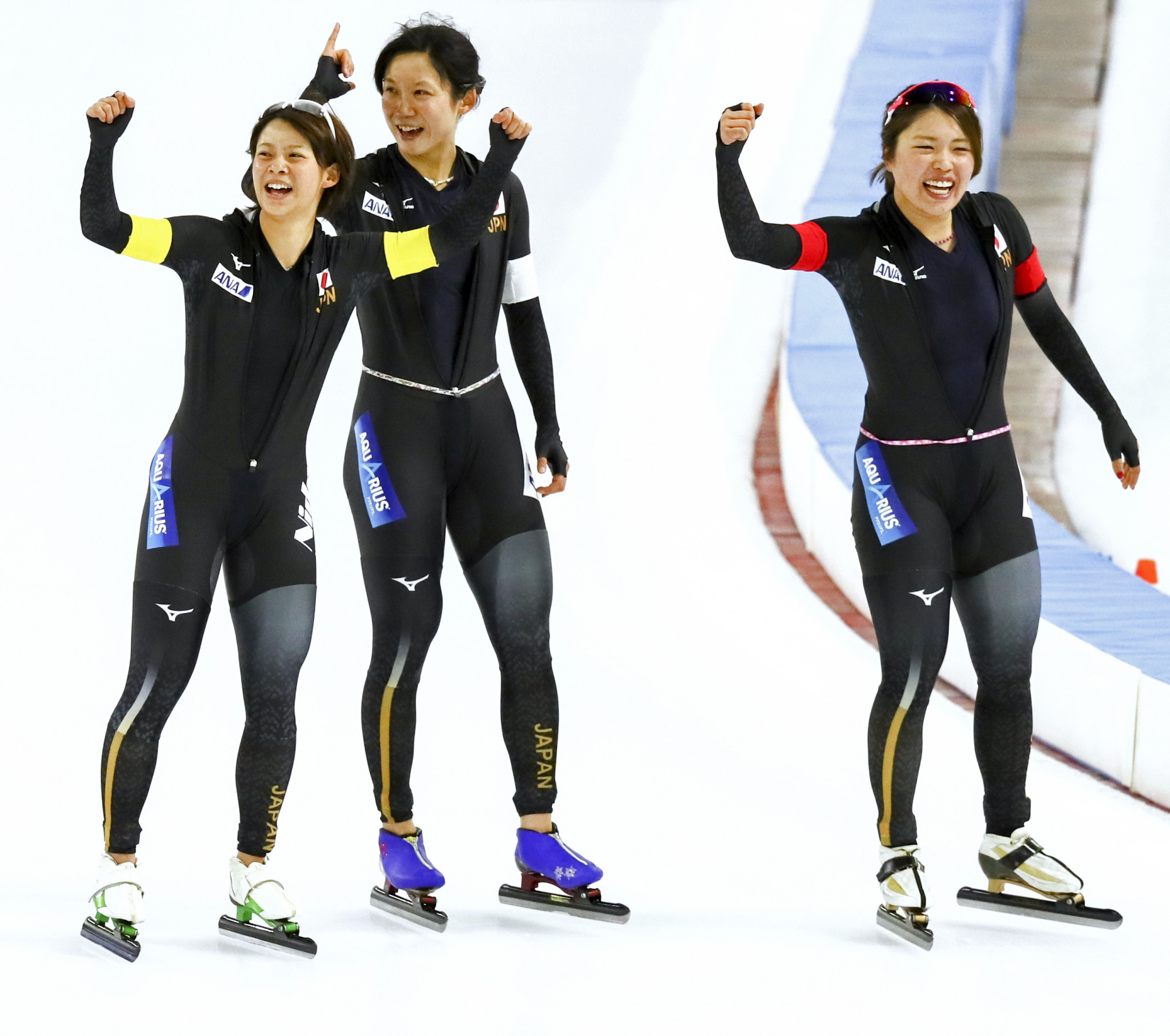 Japan aiming to continue dominant form at ISU Speed Skating World Cup in Stavanger