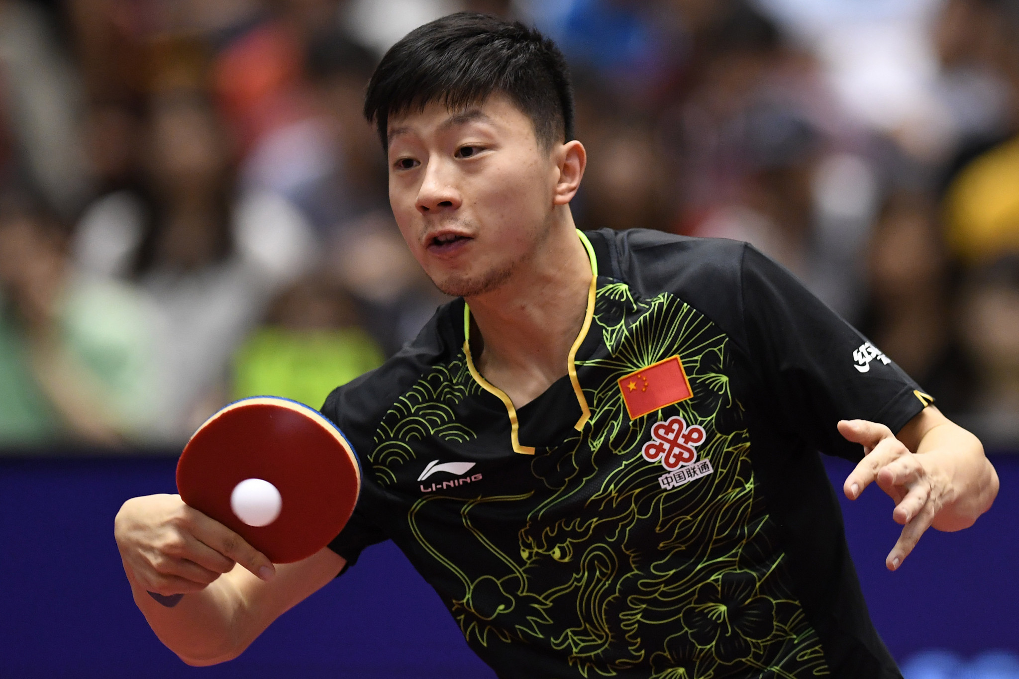 World champions head nominations for ITTF Star Awards