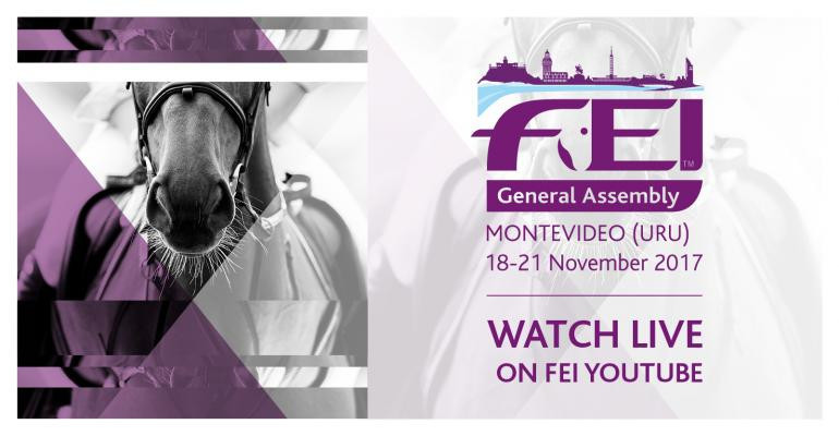 FEI set to hold General Assembly in Montevideo