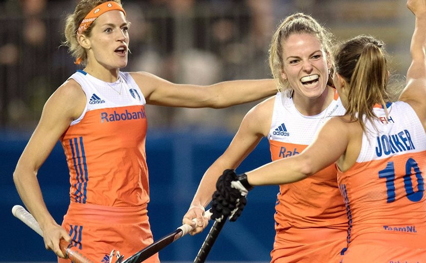 Netherlands claim comfortable victory over New Zealand at Women's Hockey World League Final