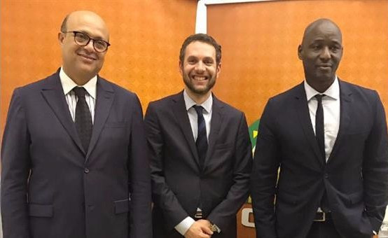 Fahmy appointed general secretary at Confederation of African Football