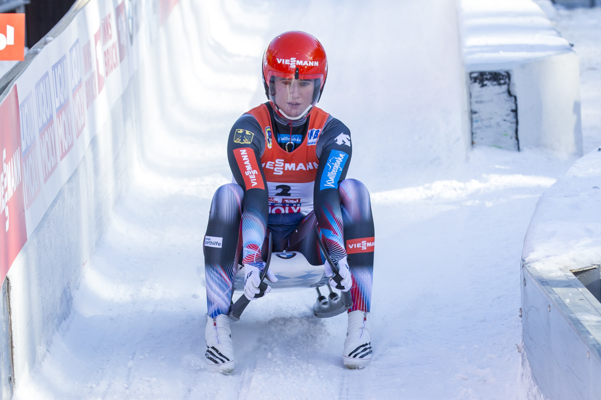 German dominance expected again on eve of Luge World Cup season