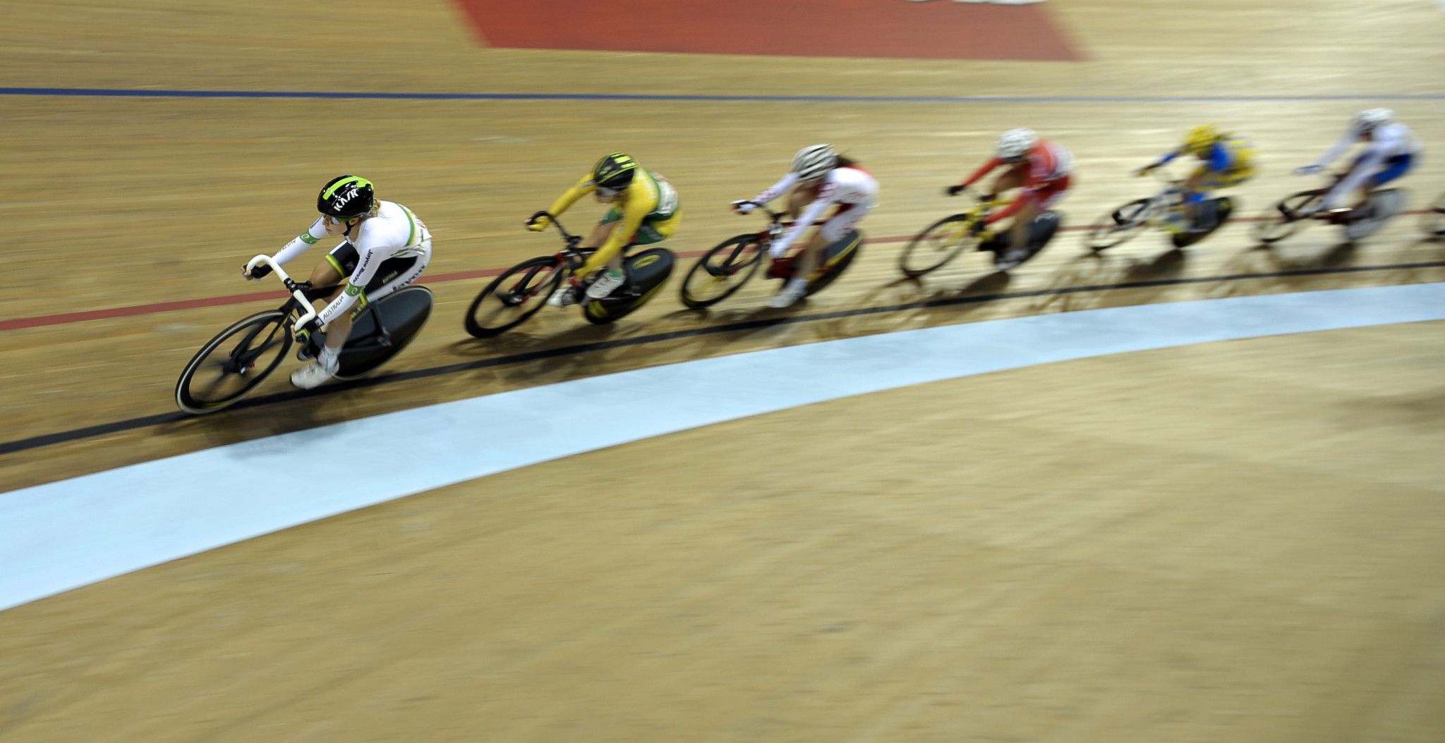 It is hoped the Knightswood BMX Centre will build on the success of the Sir Chris Hoy Velodrome at the Emirates Arena ©Getty Images