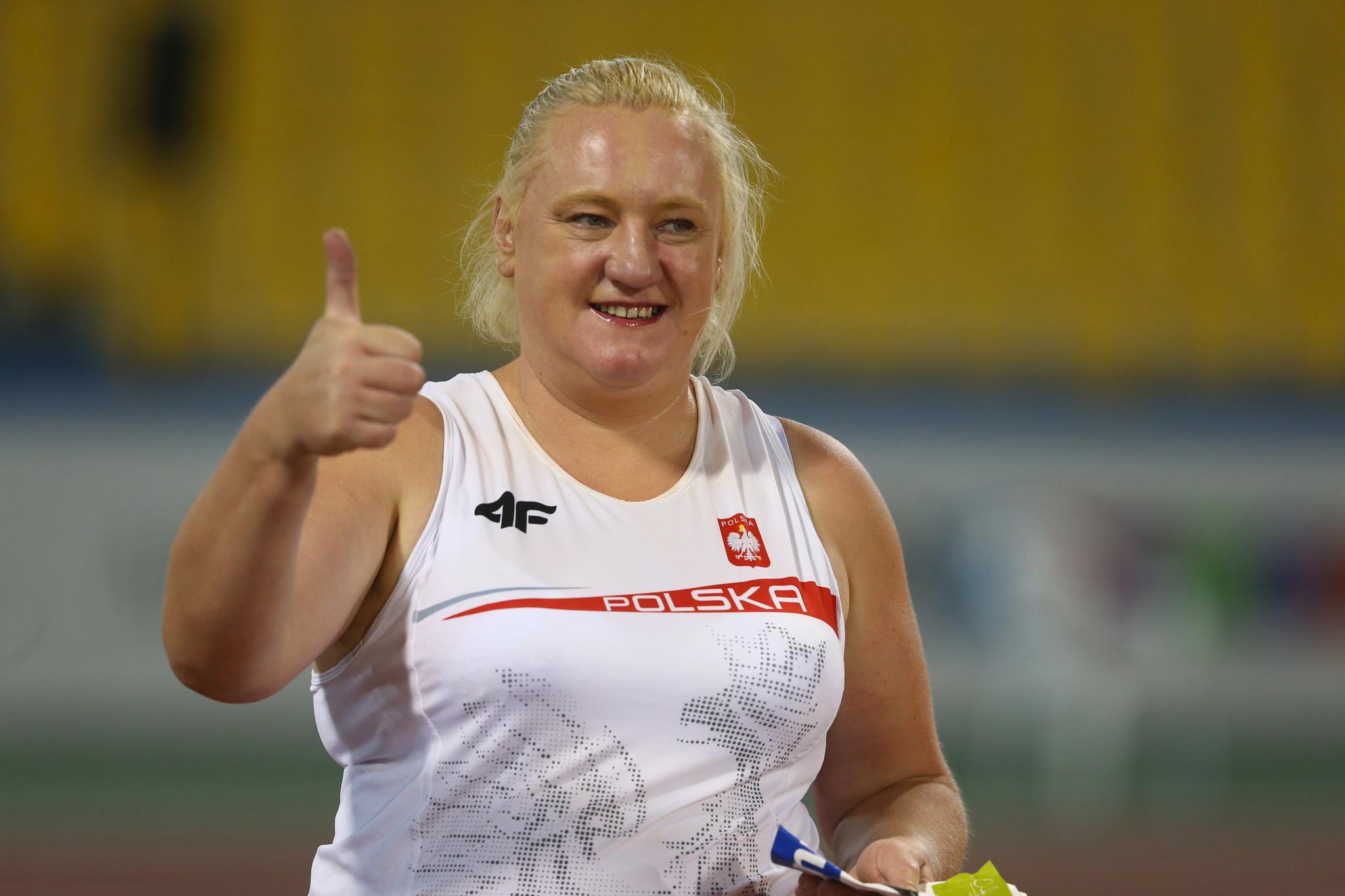 Triple Paralympic champion Durska awarded World Fair Play Diploma