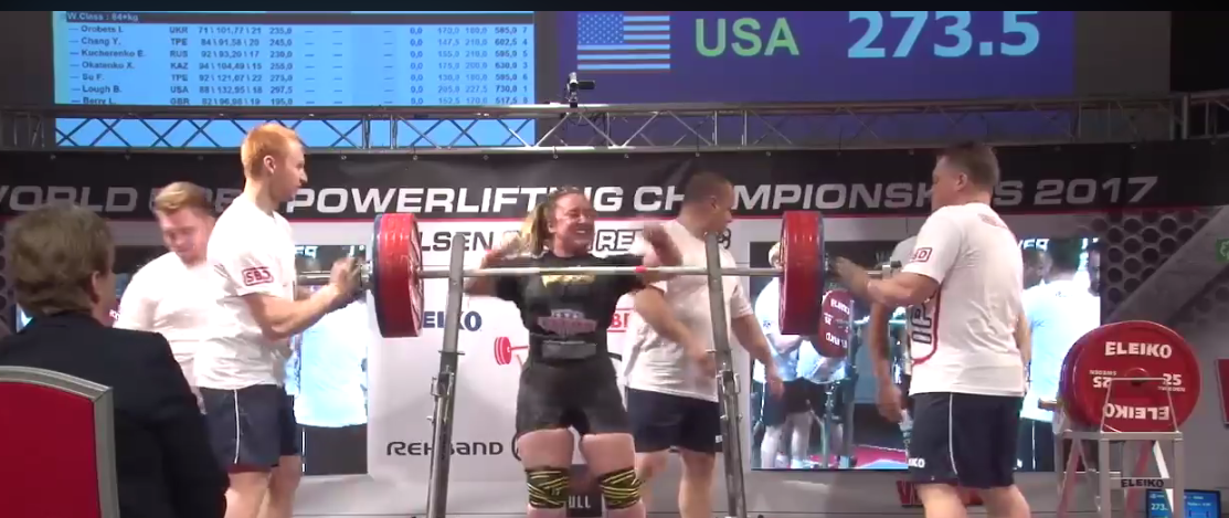 World records tumble on successful day for United States at IPF Open World Championships