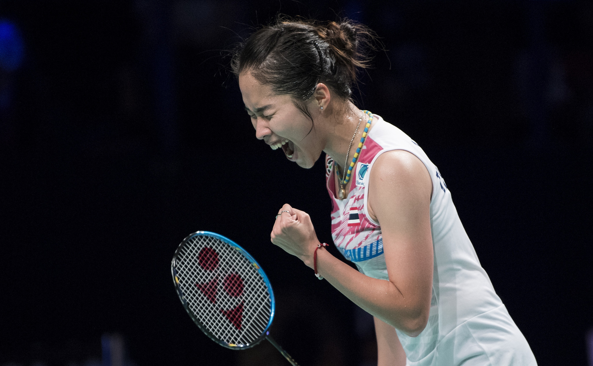 Ratchanok Intanon knocked out the top seed in the women's tournament ©Getty Images