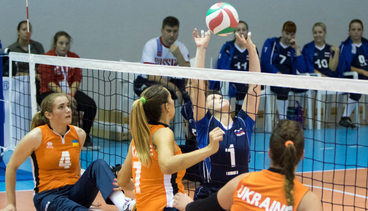 Host sought for women's sitting volleyball Final Paralympic Qualification Tournament