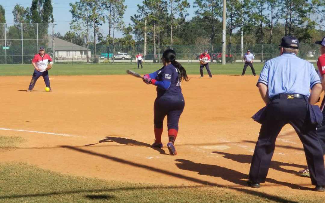 Britain beat Canada to top round-robin standings at WBSC Co-Ed Slow Pitch World Cup
