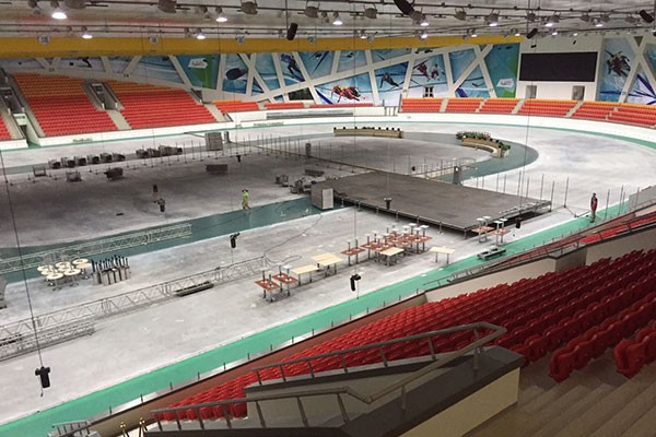 Final preparations underway in Astana ahead of 2015 IJF World Championships