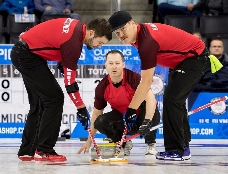 Shuster wins to force third play-off game at US Olympic Curling Team Trials