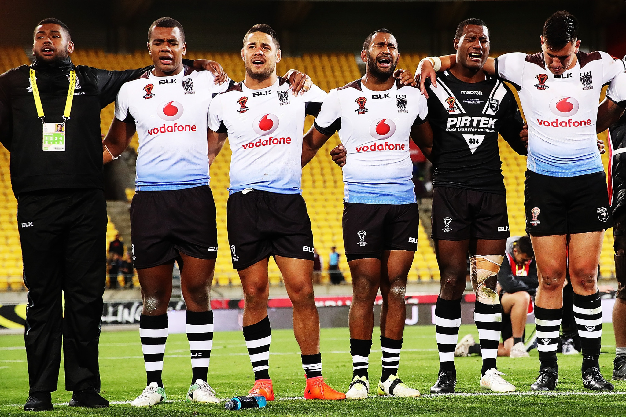 Fiji Batis stun NZ Kiwis in one of the greatest upsets