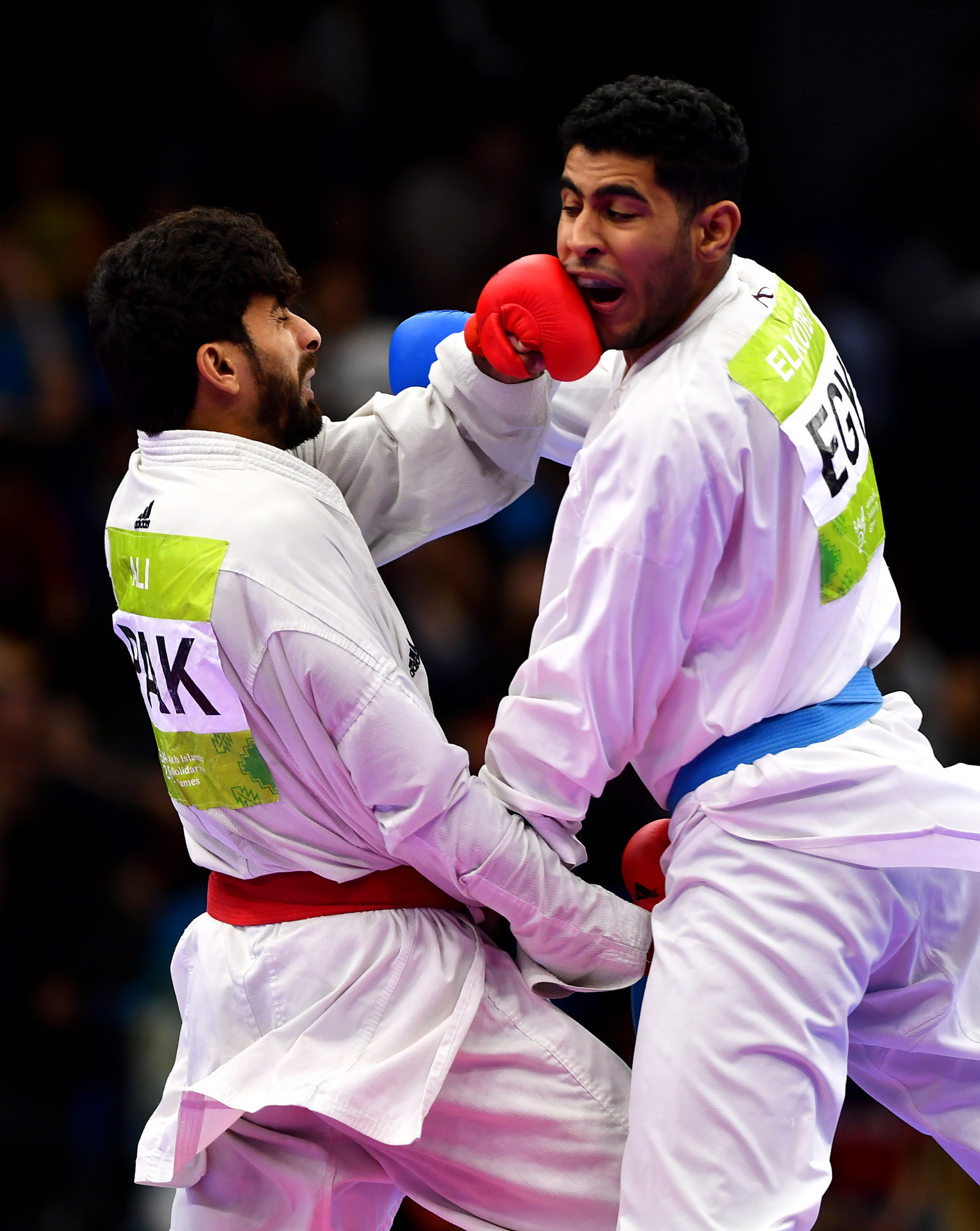 Karate is preparing for its Olympic debut in Japan, at Tokyo 2020 ©Getty Images