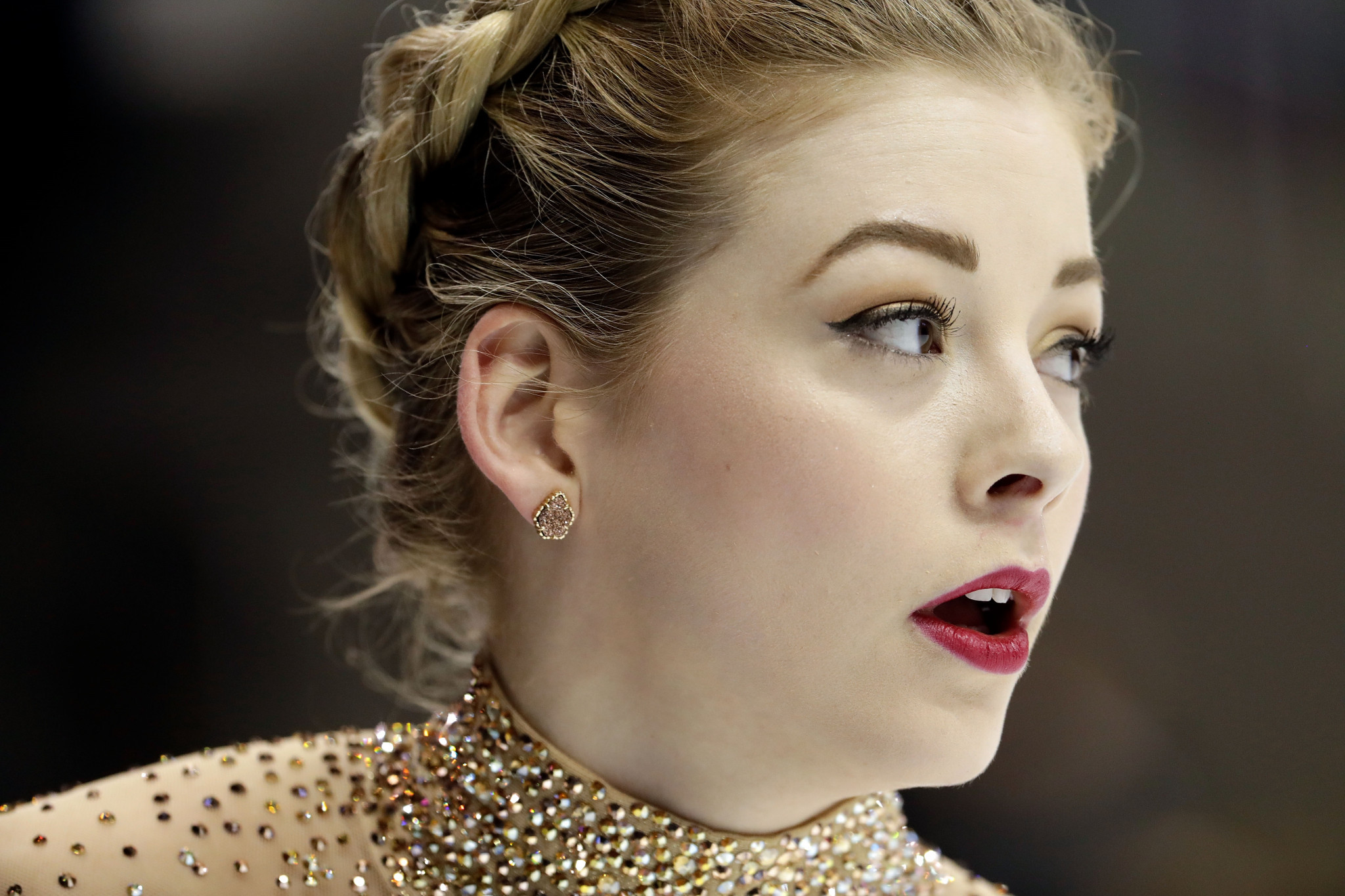 American figure skater Gracie Gold's chances of competing at the Pyeongchang 2018 Winter Olympic Games have ended ©Getty Images