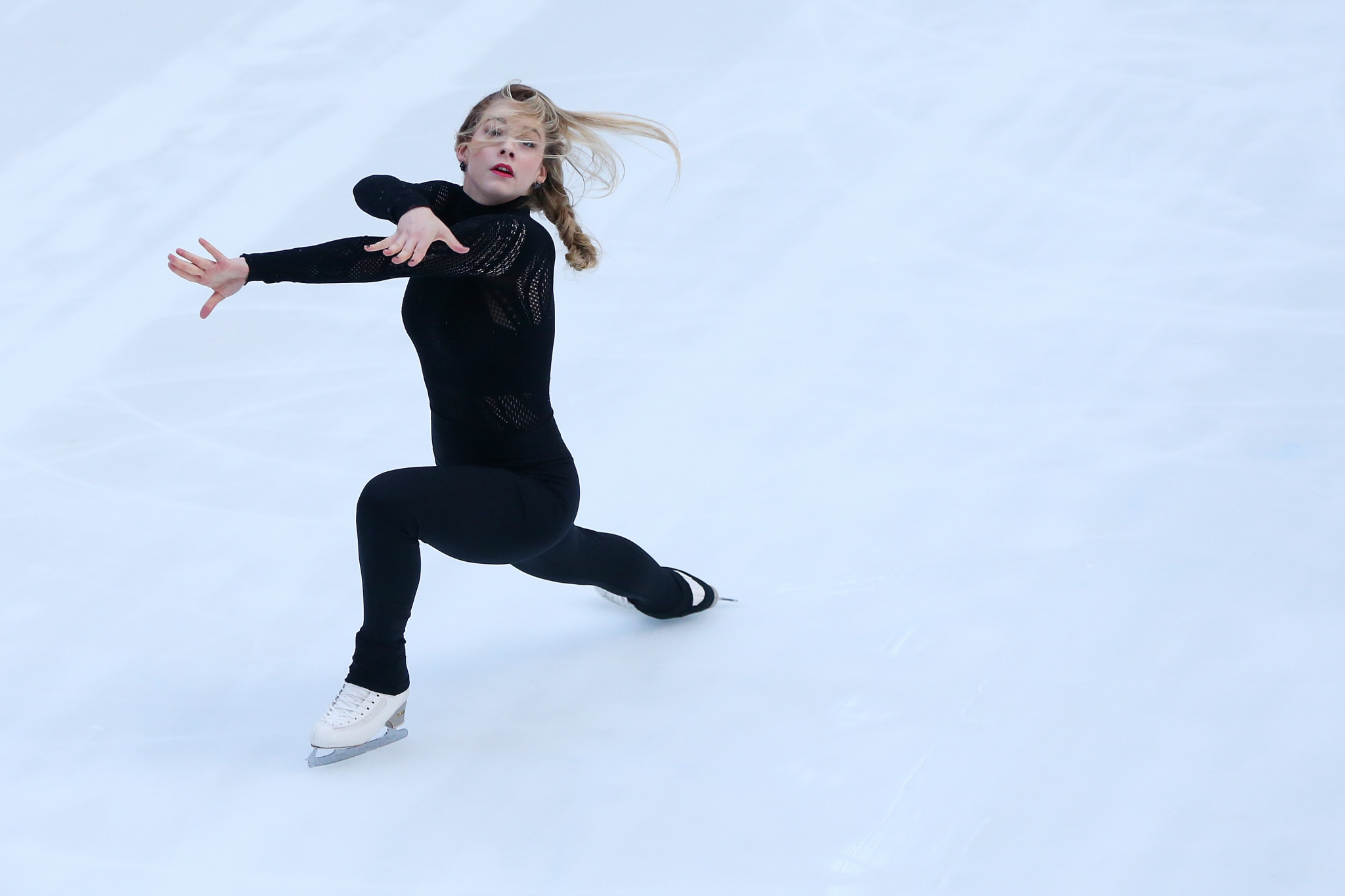 Figure skater Gold's Pyeongchang 2018 hopes end after ...Gracie Gold Depression