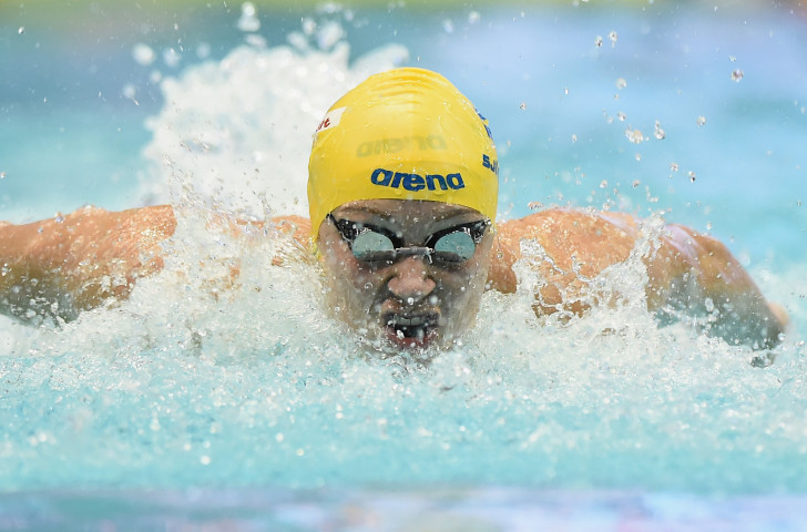 Sweden's Sarah Sjöström is expected to claim the women's overall FINA World Cup title tomorrow, with Chad Le Clos poised to take the men's version ©Getty Images