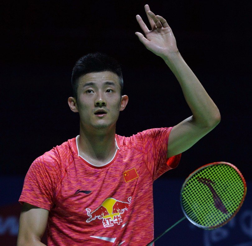 Olympic champion Chen Long reached the final in Fuzhou today ©Getty Images