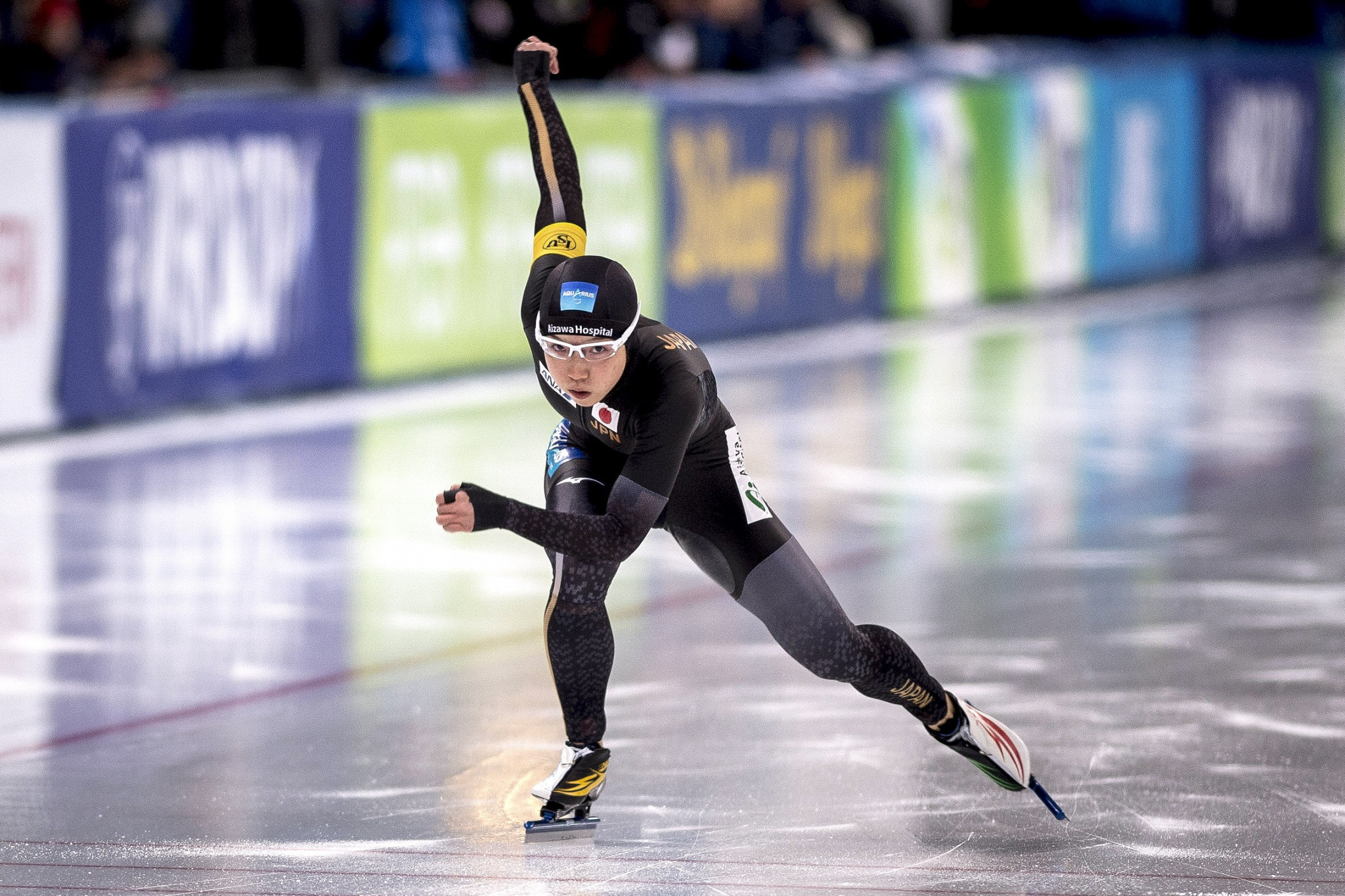 Japan break team pursuit world record as Kodaira adds another speed skating gold in Salt Lake City
