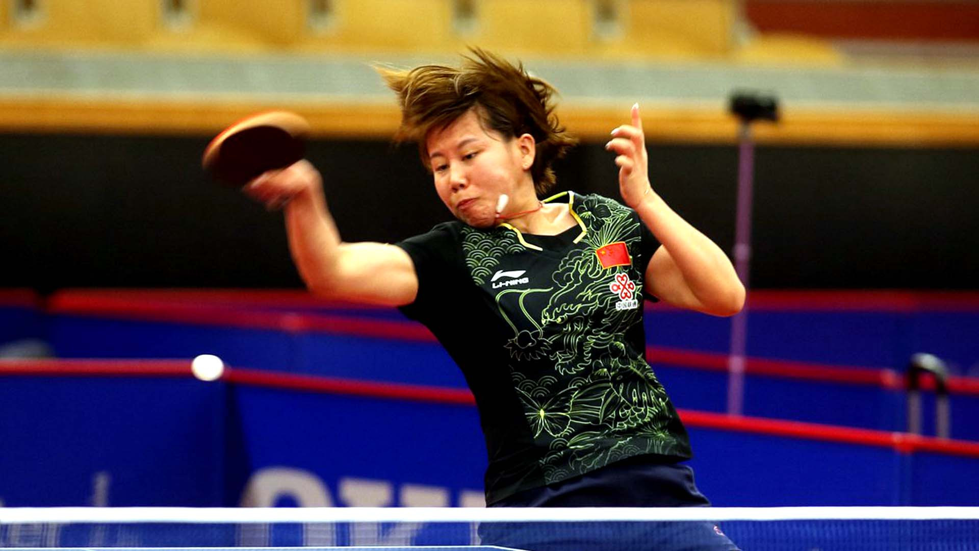 Chinese qualifier Chen Xingtong has reached the final of the ITTF Swedish Open ©ITTF