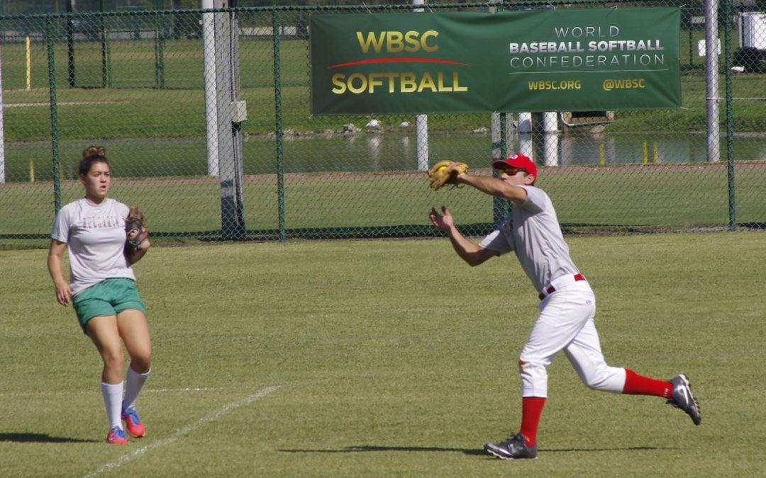 Four nations advance to final day of WBSC Co-Ed Slow Pitch World Cup