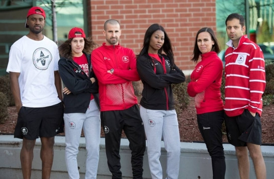 Commonwealth Games Canada unveil kit for Gold Coast 2018