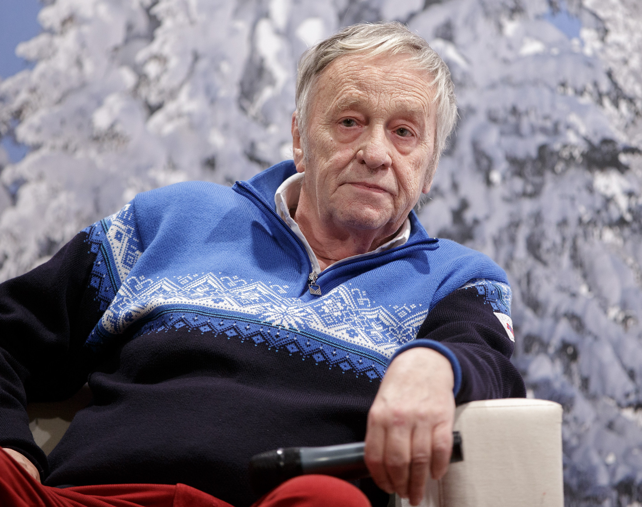 Gian Franco Kasper will seek a sixth term as FIS President ©Getty Images