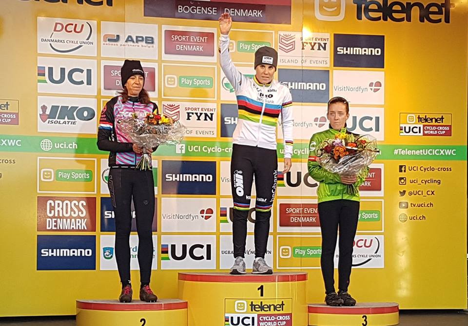 Van der Poel and Cant triumph at UCI Cyclo-cross World Cup in Bogense