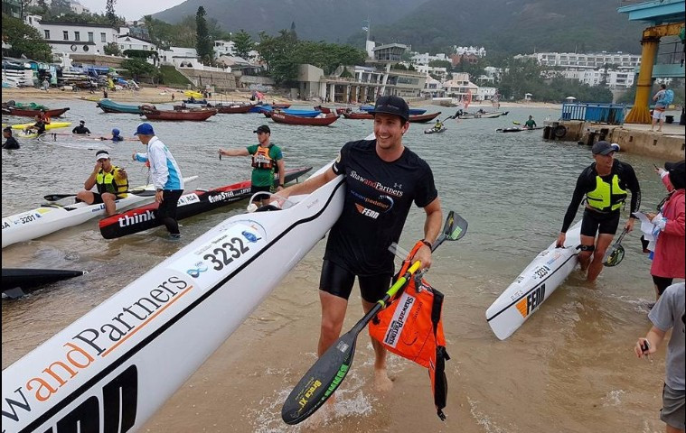 Australia's Hill defends title at ICF Ocean Racing World Championships